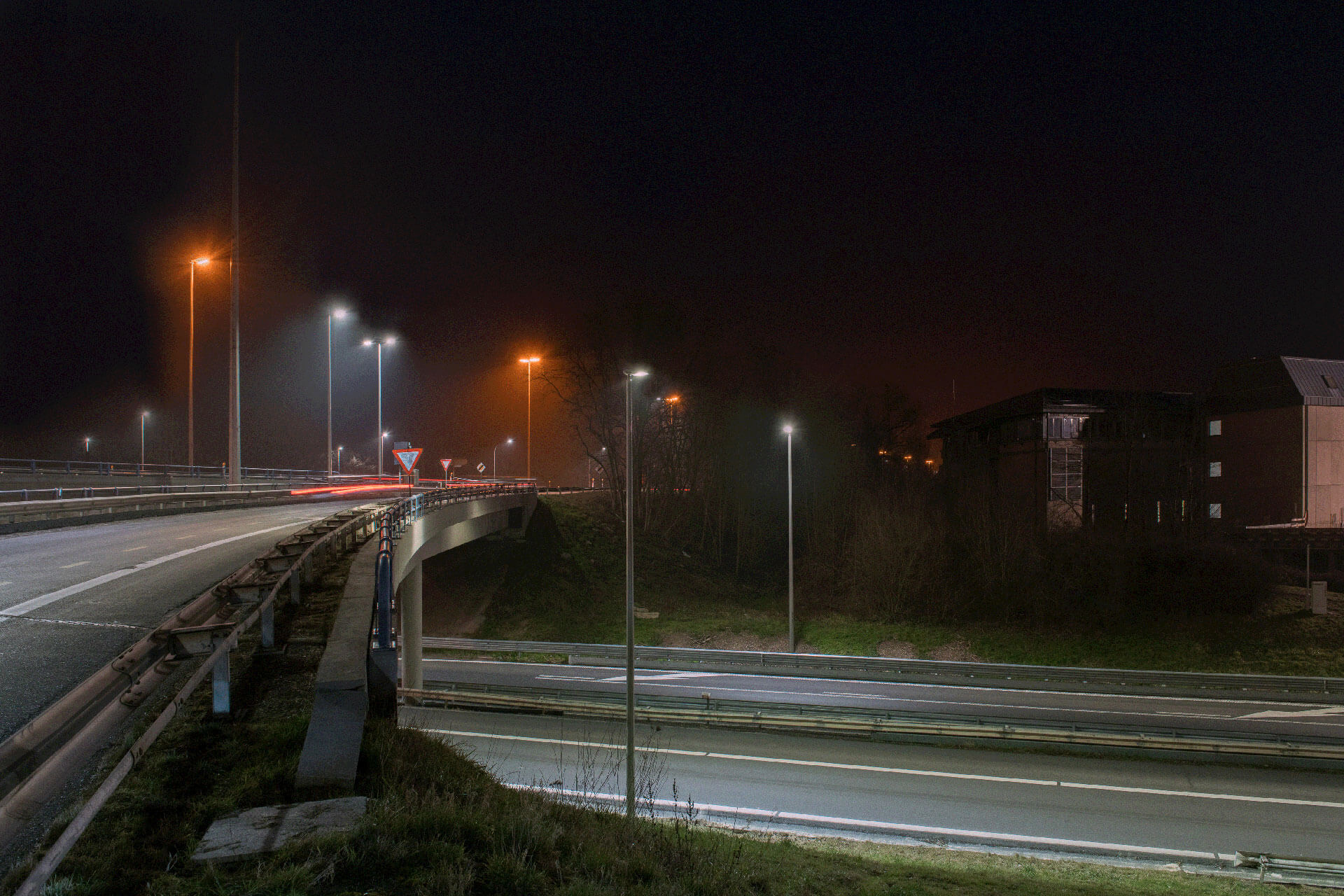 Lighting upgrade with Ampera enables the number of luminaires to be reduced from 450 to 340