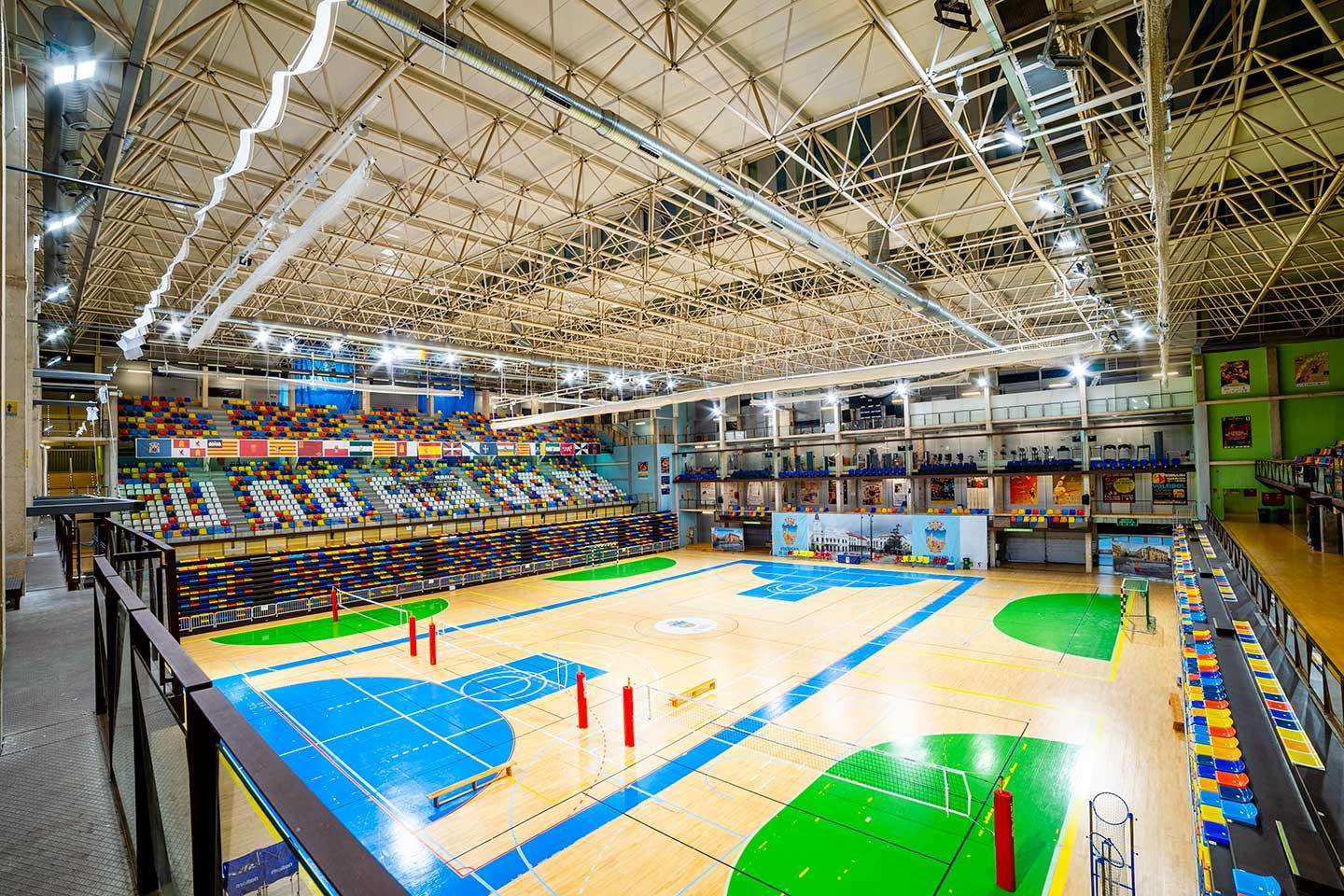 Sports lighting solutions for 12 facilities has reduced costs by 55% for the city of Guadalajara